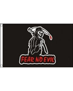 Fear No Evil Flag (90x150cm)