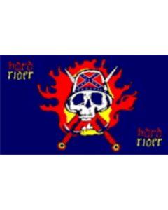 Hard Rider Flag (90x150cm)
