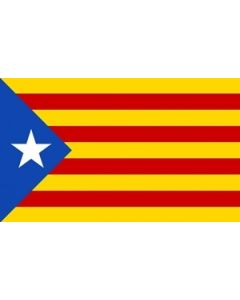 Catalonien Independence Flag (90x150cm)
