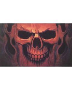 Skull Ghost Flag (90x150cm)
