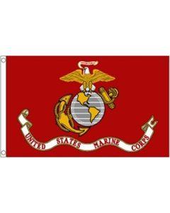 US Marine Corps Flag (90x150cm)