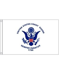 US Coast Guard Flag (90x150cm)