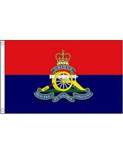 Royal Artillery Regiment Flag (90x150cm)
