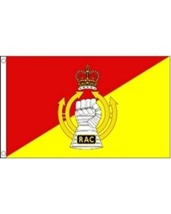 Royal Armoured Corps Flag (90x150cm)