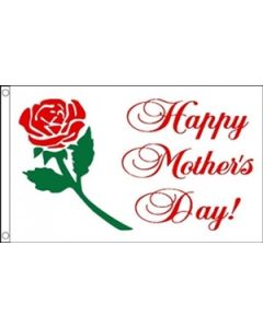 Happy Mothers Day Flag (90x150cm)