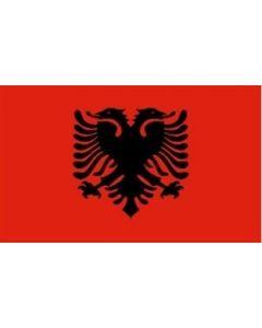 Albanien Premium Flag (120x180cm)