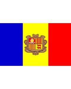 Andorra Premium Flag (60x90cm)