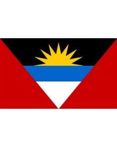 Antigua og Barbuda Flag (90x150cm)