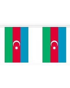 Aserbajdsjan Guirlander 3m (10 flag)