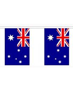 Australien Guirlander 9m (30 flag)