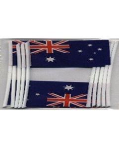 Australien Kageflag (30x48mm)