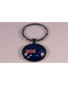 Australien Nøglering (25x60mm)