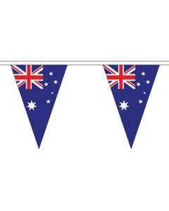Australien Triangle Guirlander 20m (54 flag)