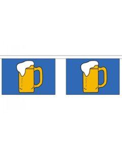 Beer Guirlander 9m (30 flag)