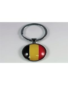 Belgien Nøglering (25x60mm)