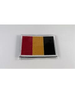 Belgien Patch (5x8cm)