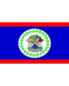Belize Premium Flag (150x240cm)