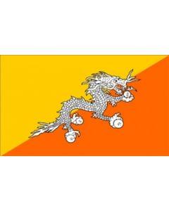 Bhutan Flag (90x150cm)