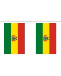Bolivia Guirlander 3m (10 flag)