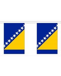 Bosnien-Hercegovina Guirlander 9m (30 flag)
