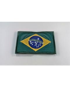 Brasilien Patch (5x8cm)