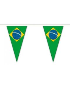 Brasilien Triangle Guirlander 20m (54 flag)