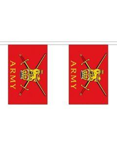 British Army Guirlander 3m (10 flag)