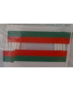 Bulgarien Kageflag (30x48mm)