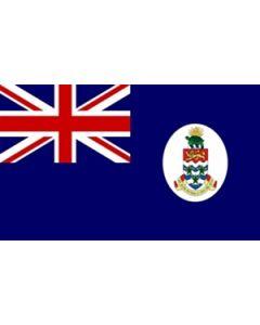 Caymanøerne Premium Flag (90x150cm)