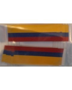 Colombia Kageflag (30x48mm)