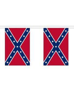 Confederate Guirlander 3m (10 flag)