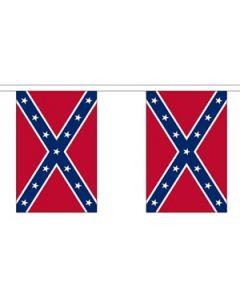 Confederate Guirlander 9m (30 flag)