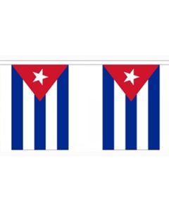 Cuba Guirlander 3m (10 flag)