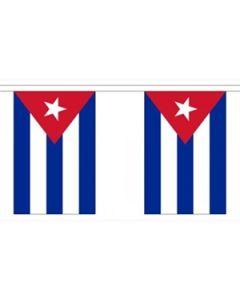Cuba Guirlander 9m (30 flag)