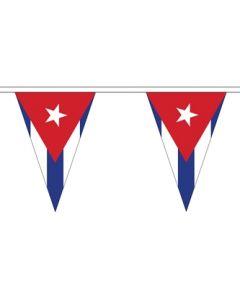 Cuba Triangle Guirlander 5m (12 flag)