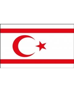 Cypern Nord Premium Flag (60x90cm)