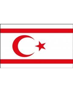 Cypern Nord Premium Flag (90x150cm)