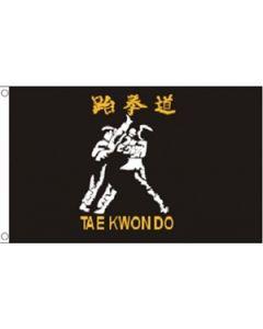 Taekwondo Flag (90x150cm)