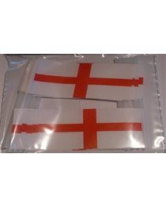England Kageflag (30x48mm)
