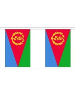 Eritrea Guirlander 9m (30 flag)