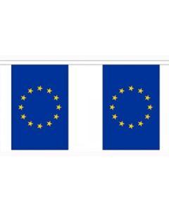 Europæiske Union Guirlander 3m (10 flag)