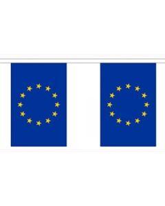 Europæiske Union Guirlander 9m (30 flag)