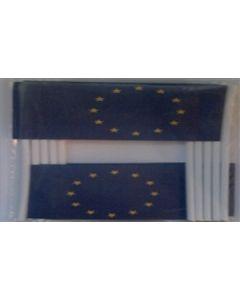 Europæiske Union Kageflag (30x48mm)