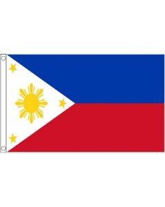 Filippinerne Flag (60x90cm)