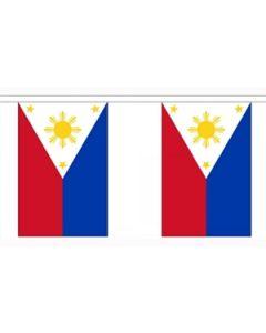 Filippinerne Guirlander 3m (10 flag)