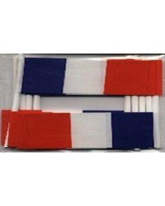 Frankrig Kageflag (30x48mm)