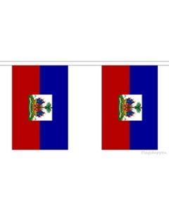 Haiti Guirlander 3m (10 flag)