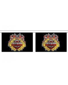 Harley Davidson Guirlander 9m (30 flag)