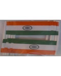 Indien Kageflag (30x48mm)