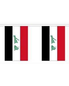 Irak Guirlander 9m (30 flag)